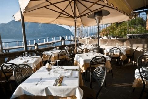 ristorante con dehors