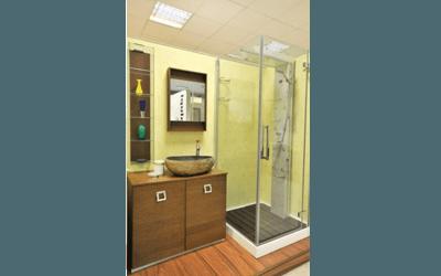mobile in legno per bagno