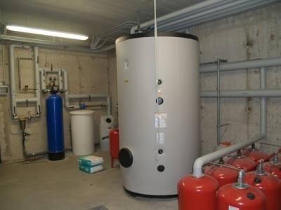 caldaie e boiler per impianti