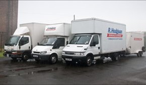Home removals - Workington, Cumbria - Raymond Hodgson Removals - Removals services