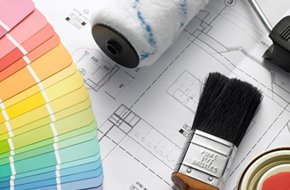 Decorating - York - Morris Painters and Decorators - Decorating Equipment
