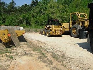 Land Leveling, Fayetteville, NC