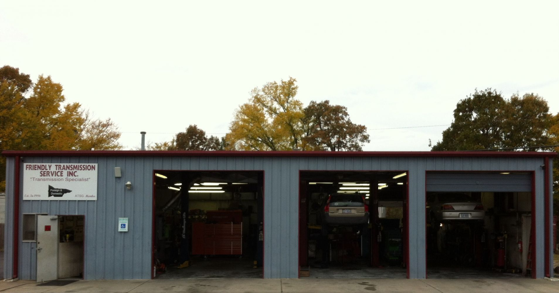Shop for transmission repairs in High Point, NC