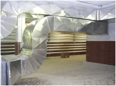 Installazione isolanti, isolanti termoacustici, gomma neoprenica