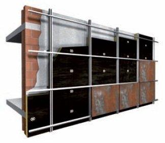 pannelli isolanti autoportanti, pannelli con velo di vetro nero, materiali isolanti di vario tipo
