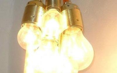 Grappolo di luci