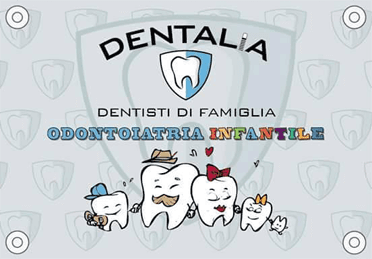 DENTALIA FIRENZE CLINICA DENTISTICA - LOGO
