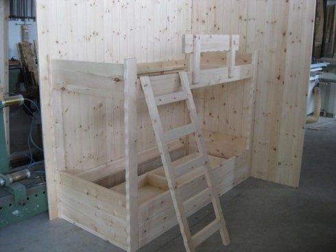un disegno di legno