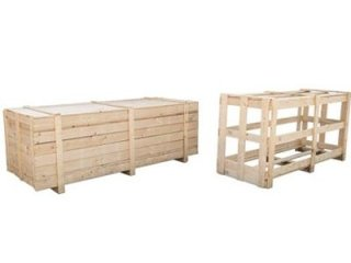 Crates and casings