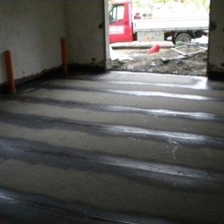barriera a vapore pavimento