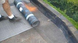 manutenzioni di tetti piani