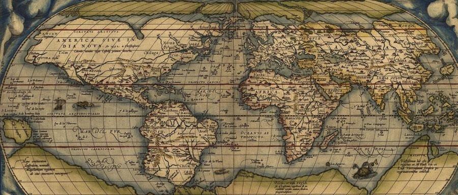 stampe cartografiche
