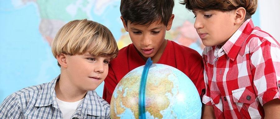 globi geografici