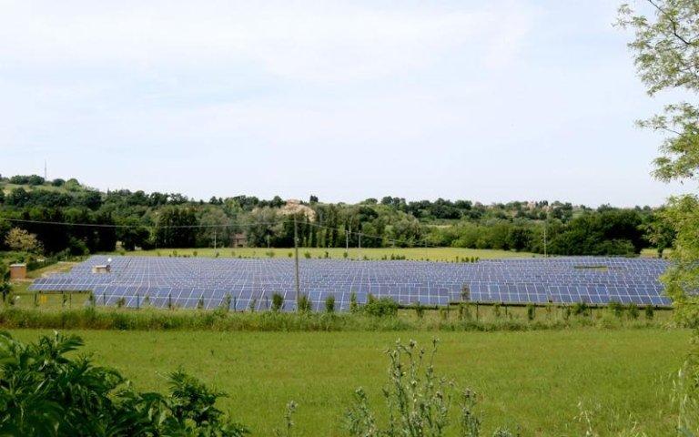 impianto energia solare