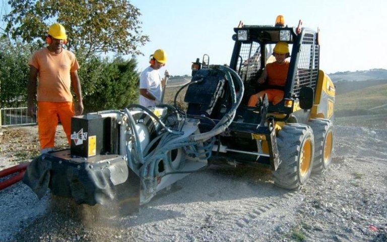 costruzione traccia per impianto