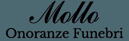 ONORANZE FUNEBRI MOLLO - LOGO