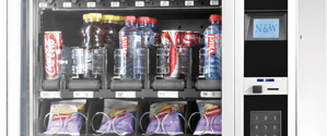 distributori bevande snack