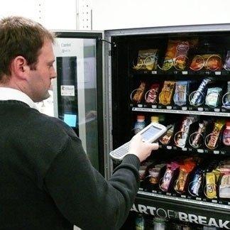ricarica distributori automatici