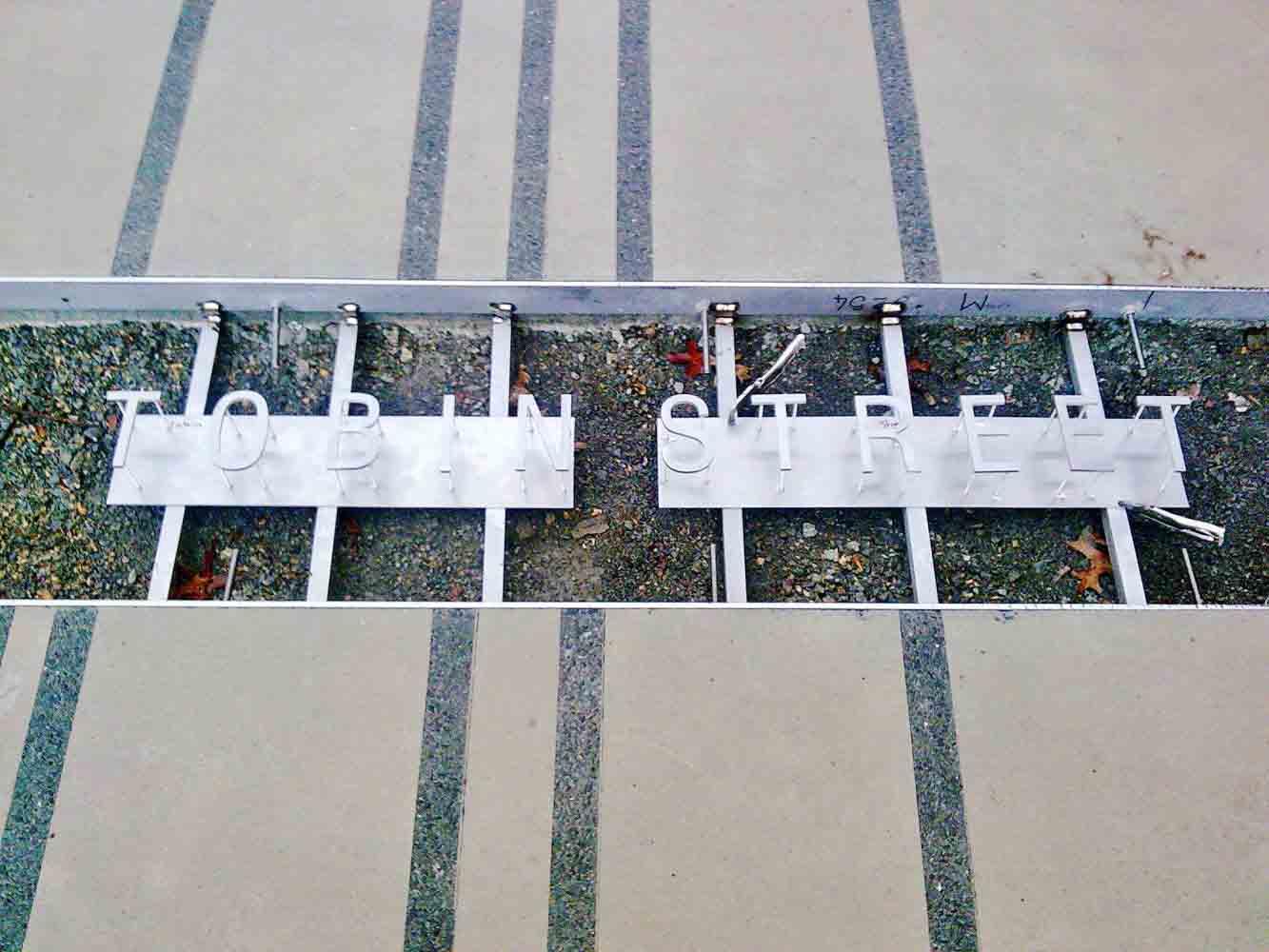 Footpath Detailing
