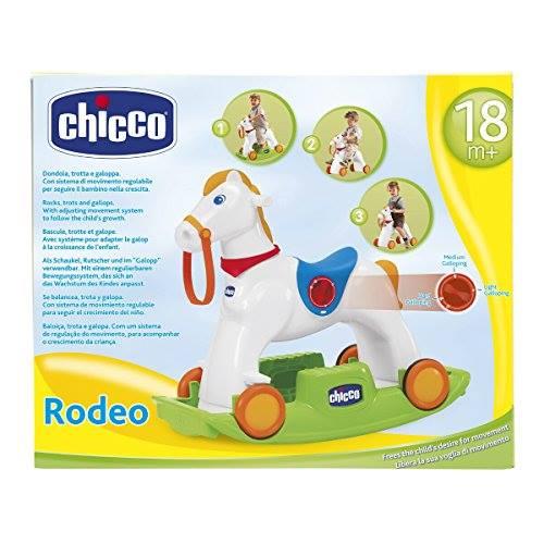 cavallo Rodeo a marchio CHICCO