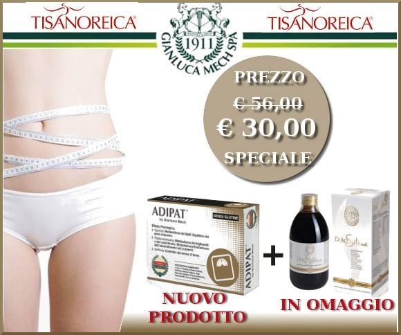 promozione prodotti TISANOREICA