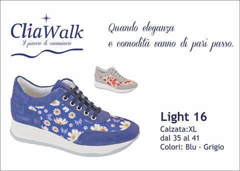 scarpe a marchio CLIAWALK