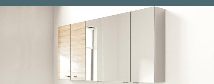 Bathroom furniture & mirrors