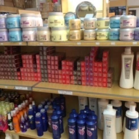 prodotti parrucchieri centri estetici