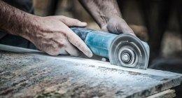 taglio marmo, sega per marmo, utensili per lavorazione marmo