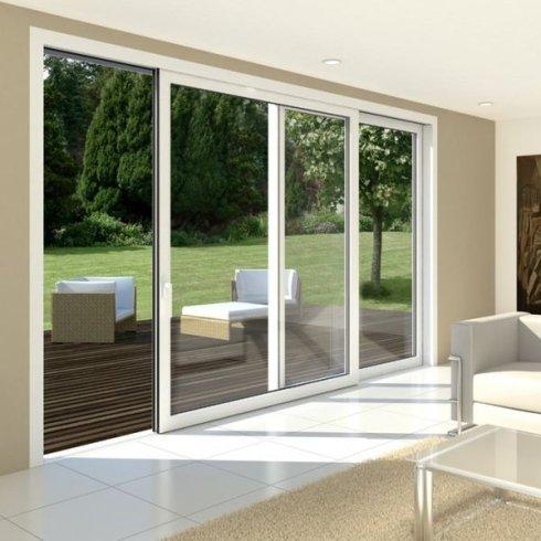 finestre scorrevoli, realizzazione finestre scorrevoli, installazione finestre scorrevoli