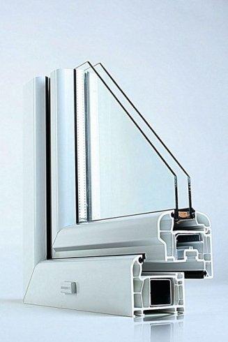 Infissi in pvc nuoro pvcentro - Porta finestra doppio vetro ...