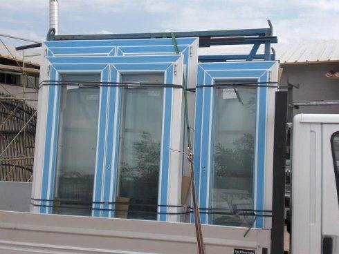 finestre in pvc, finestre in alluminio, finestre