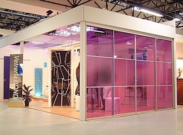 Parti strutturali vetro