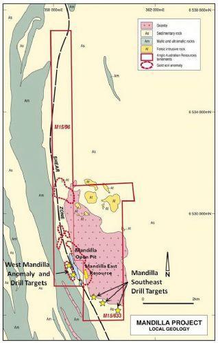 Victoria river downs map