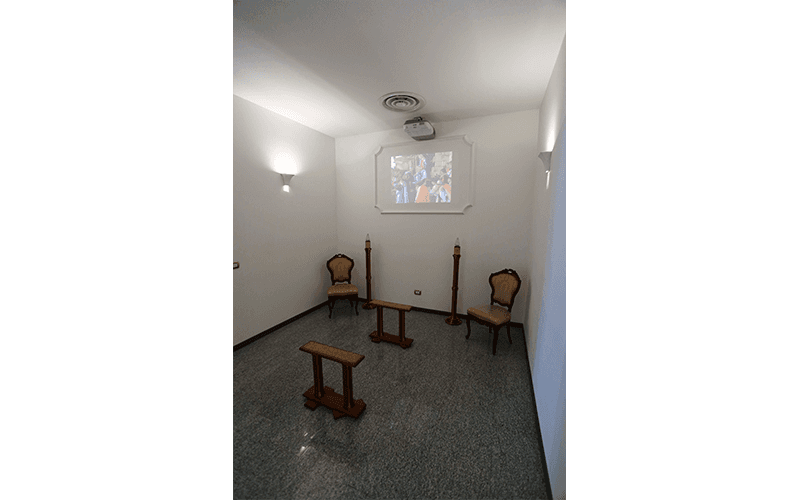 camera ardente