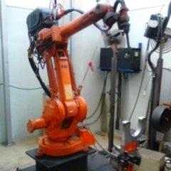 robot saldatura
