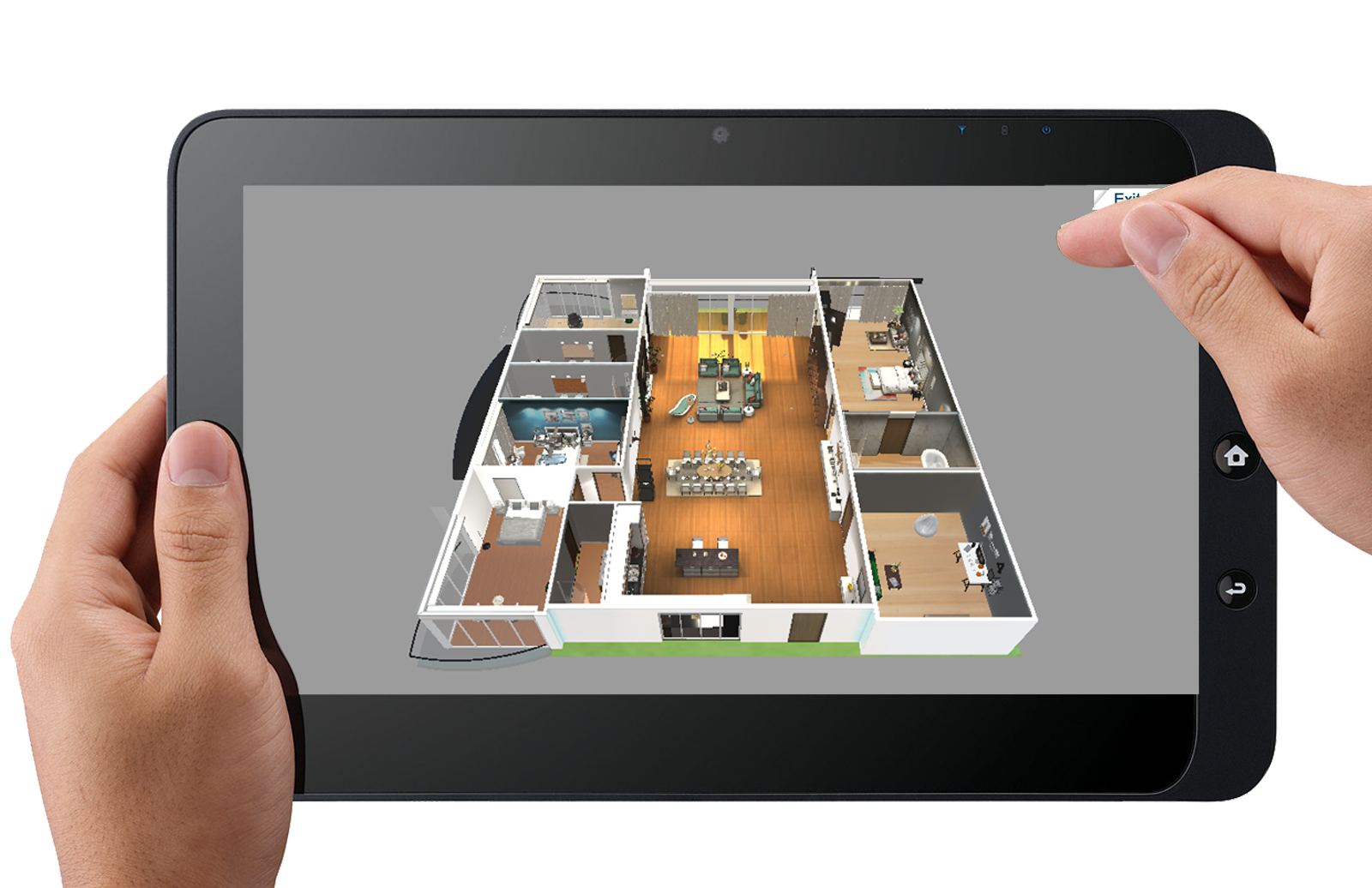 The virtual way of living life for Virtual flooring app