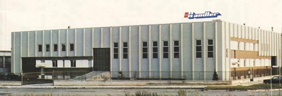 Handler portoni industriali Torino