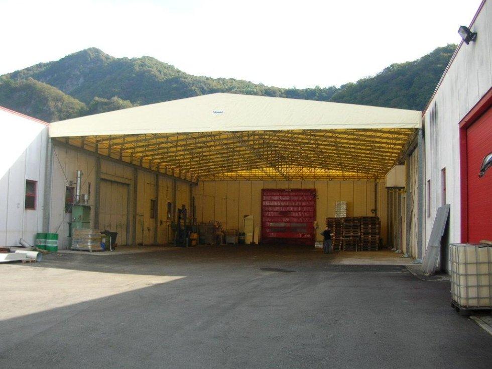 tunnel a tetto