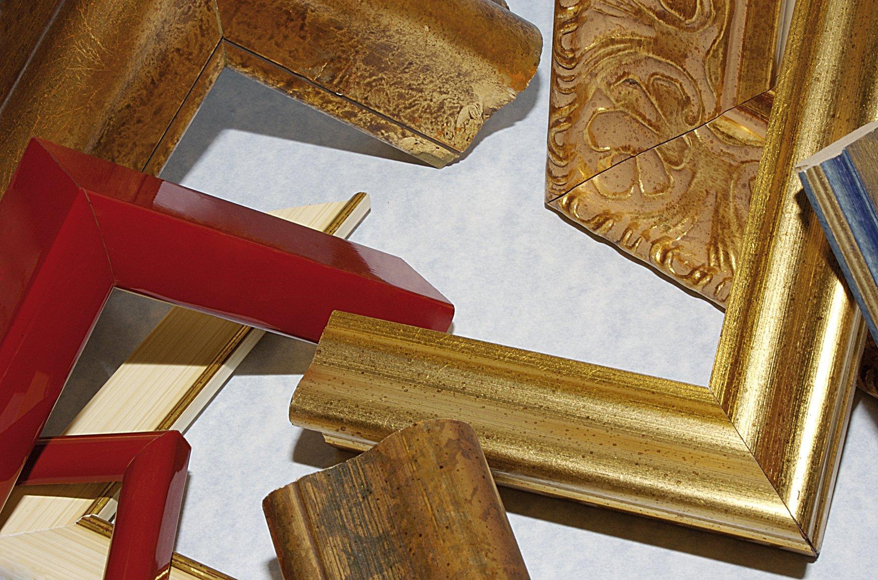 cornice in restauro
