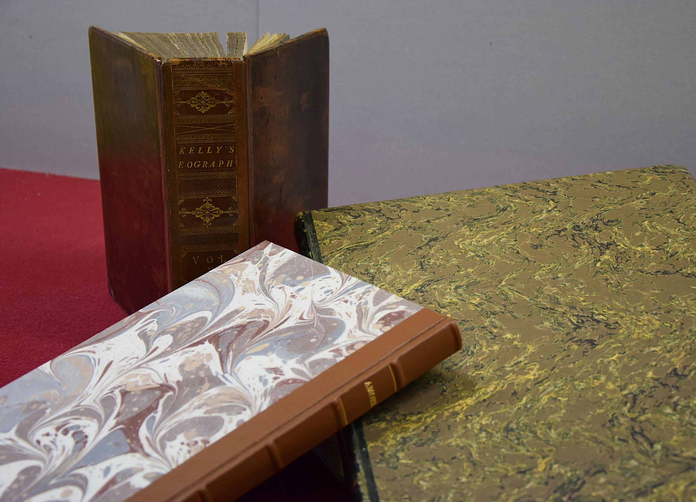 quaderni e libri d'autore rimessi a nuovo