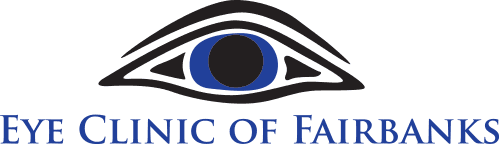 Eye clinic of Fairbanks logo