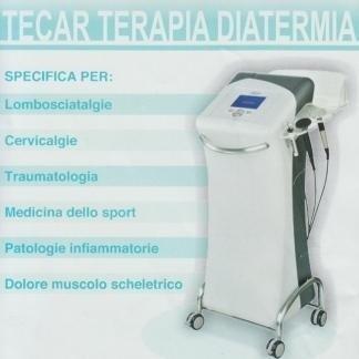 Tecar Terapia Diatermia