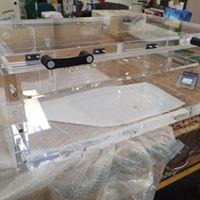 plastic manufacturing workshop