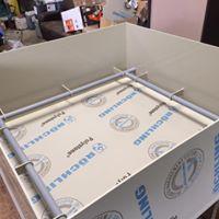 plastic whelping box