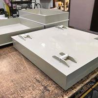 slip tray