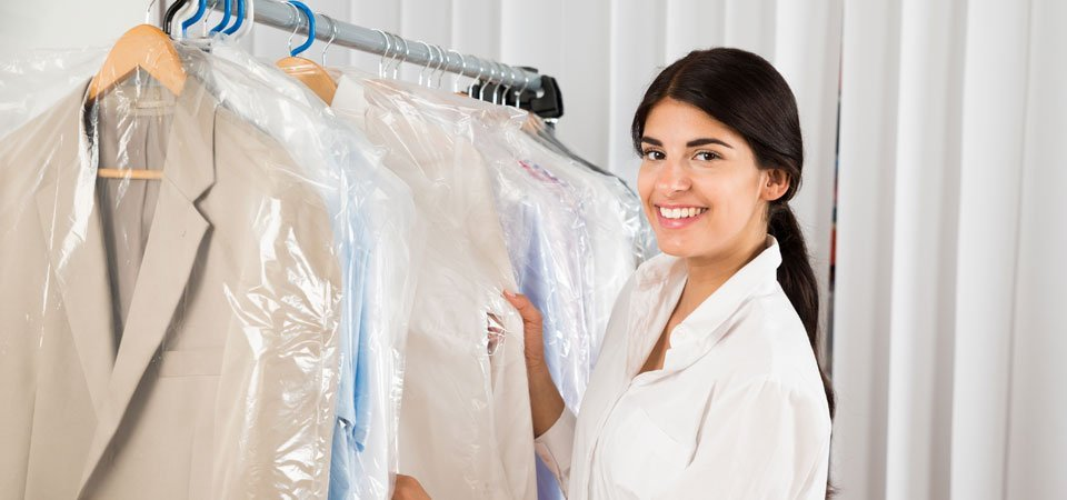 Speedy dry cleaning collection and delivery in Hammersmith