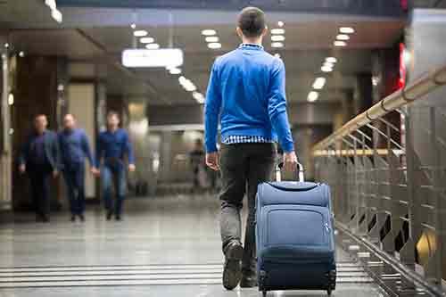 Unterstützung für ausländische Arbeiter in Faenza, RA
