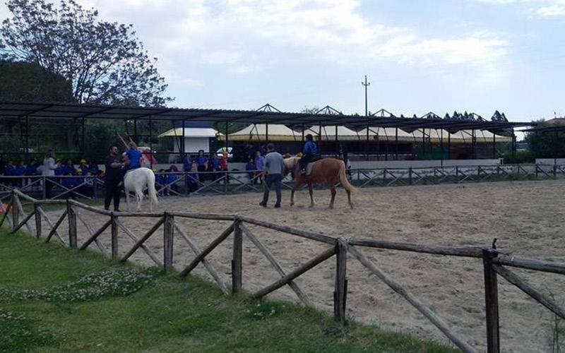 Corsi di equitazione per bambini