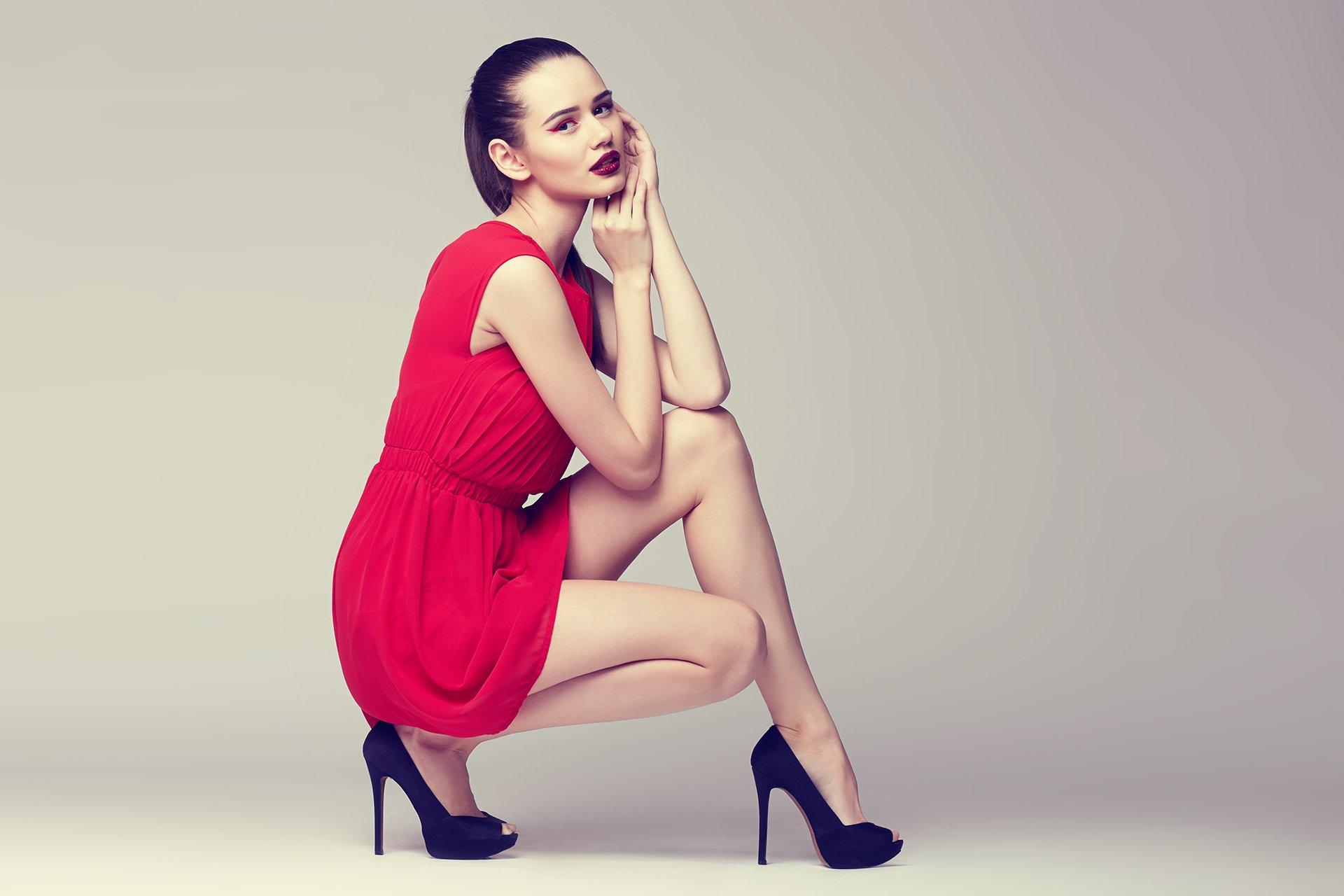 Scarpe da donna con tacco a spillo